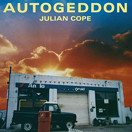Julian Cope - Autogeddon Book (2019) LEAK ALBUM