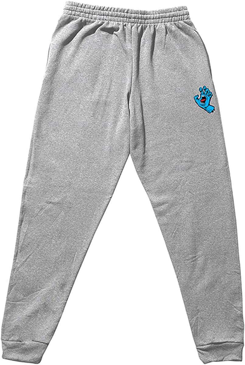 Over item handling Santa Cruz Men's Simplified Jogger Special sale item Sweatpants Screaming Hand