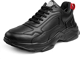 Bacca Bucci®Platform Chunky Trainer/Sneakers -Boom Mid Top Shoes for Gym/Outdoor Sports