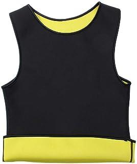 Slimming Belt Belly Men Slimming Vest Body Shaper Neoprene Abdomen Fat Burning Shaperwear Waist Sweat Corset Weight Dropsh...