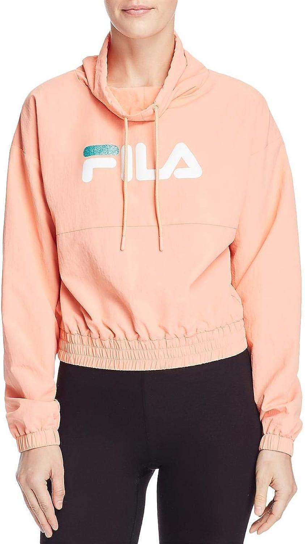 Fila Womens Elsie Fitness Active Wear Athletic Jacket