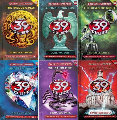 the 39 clues series 3 - 9