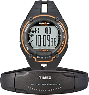 bf945f4dd0d7 Timex Ironman Men s Road Trainer Heart Rate Monitor Watch