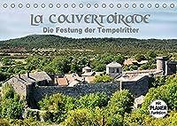 La Couvertoirade - die Festung der Tempelritter (Tischkalender 2022 DIN A5 quer): Zeitreise zu den Tempelrittern (Geburtstagskalender, 14 Seiten )