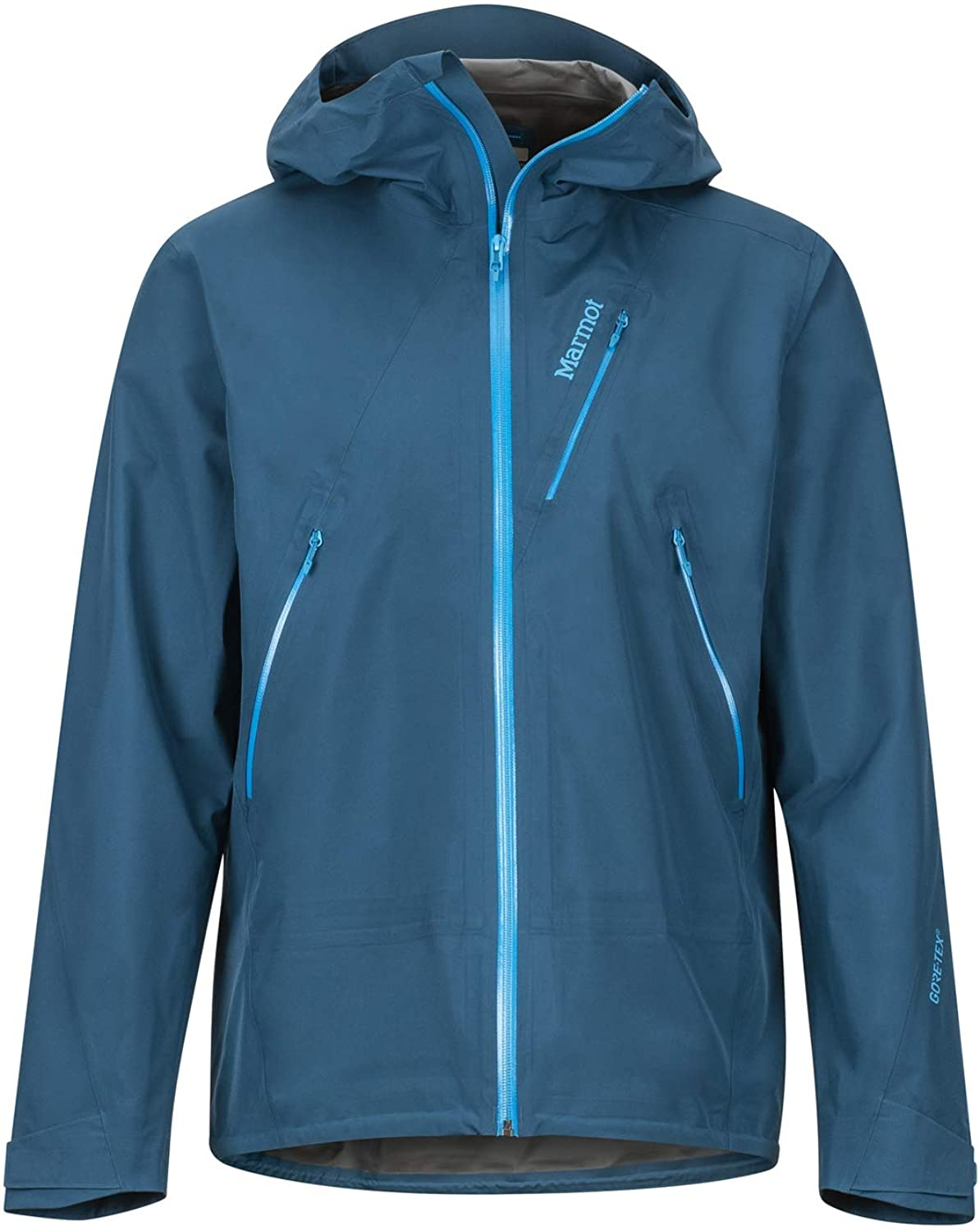 Marmot Men's Knife Edge Hard-Shell Rain Jacket