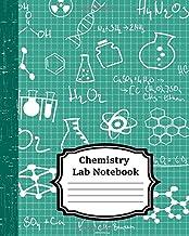 Chemistry Lab Notebook