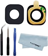 YUYOND Back Camera Glass Lens Replacement for Samsung Galaxy S8 / S8 Plus with Adhesive + Tools + Clean Cloth