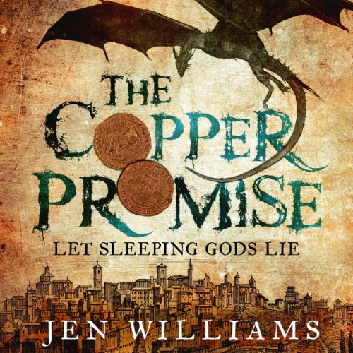The Copper Promise audiobook cover art