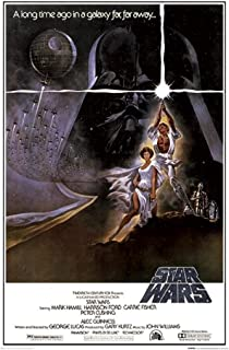 Star Wars - Style A Movie Poster, Size 24
