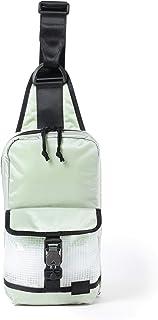 (ビージルシヨシダ)B印 YOSHIDA/バッグ BAL × PORTER フライトナイロン PVC ワンショルダーバッグ SILVER_GREY -