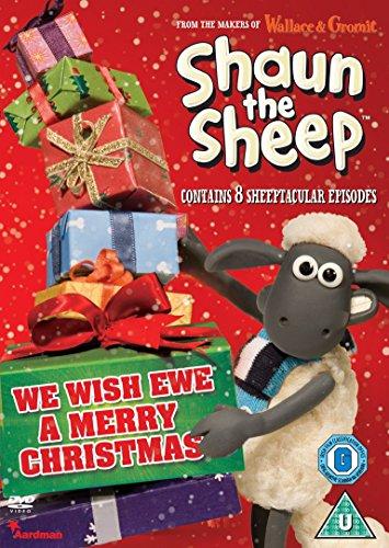 Locandina Shaun The Sheep: We Wish Ewe A Merry Christmas [Edizione: Regno Unito] [Edizione: Regno Unito]