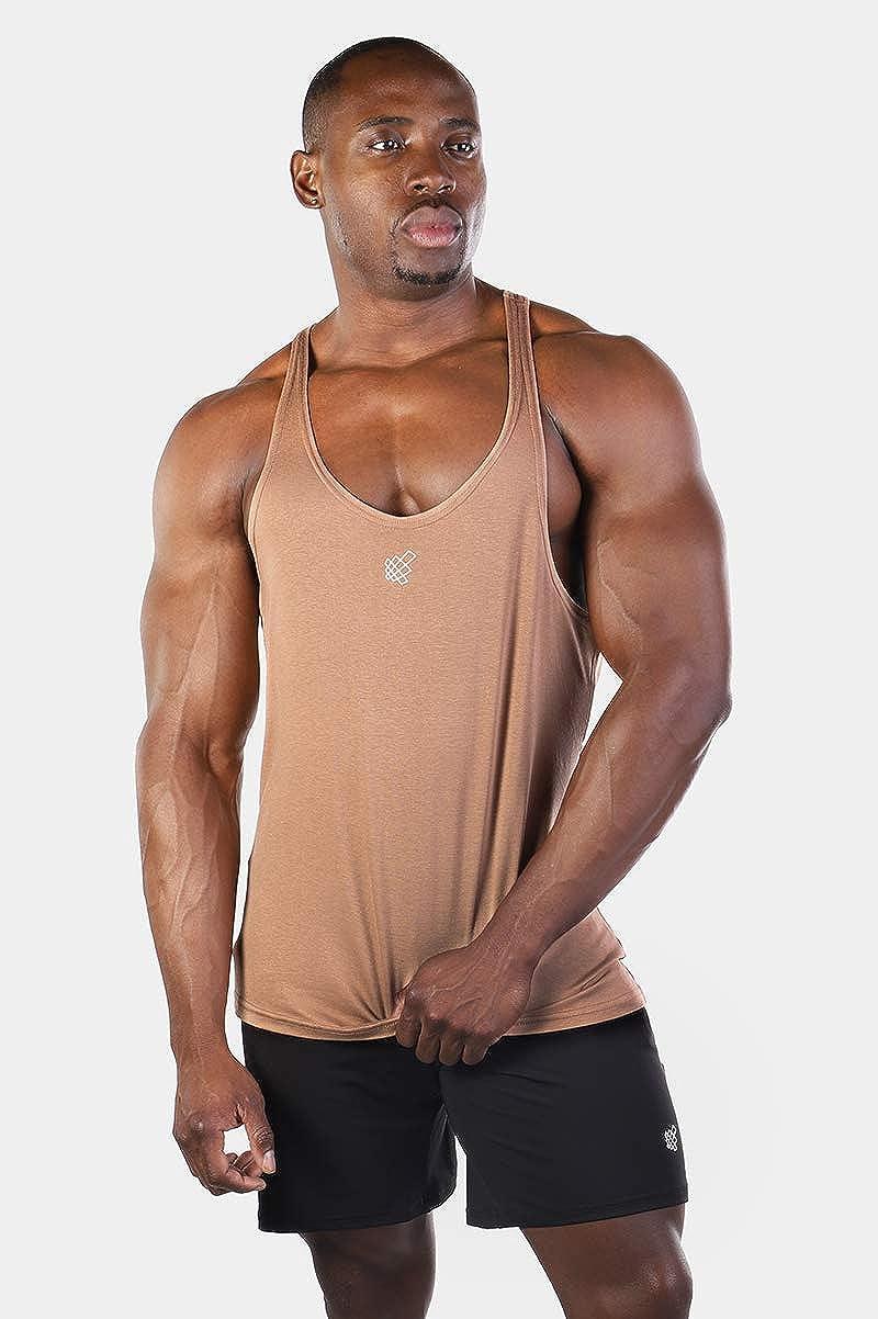 Raftaar/® Stringer Tank-Top Muskelshirt Sport- und Bodybuilding-Top mit Racerback