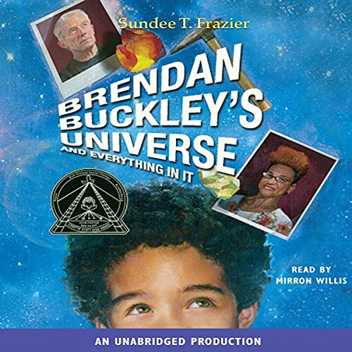 Brendan Buckley's Universe and Everything in It audiobook cover art