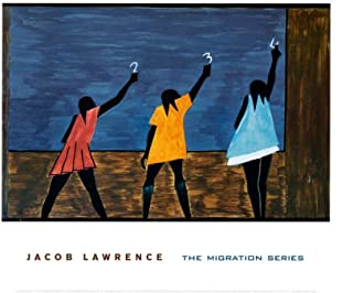 The Migration Series, No. 58, 1941 Art Print by Jacob Lawrence 24 x 18in