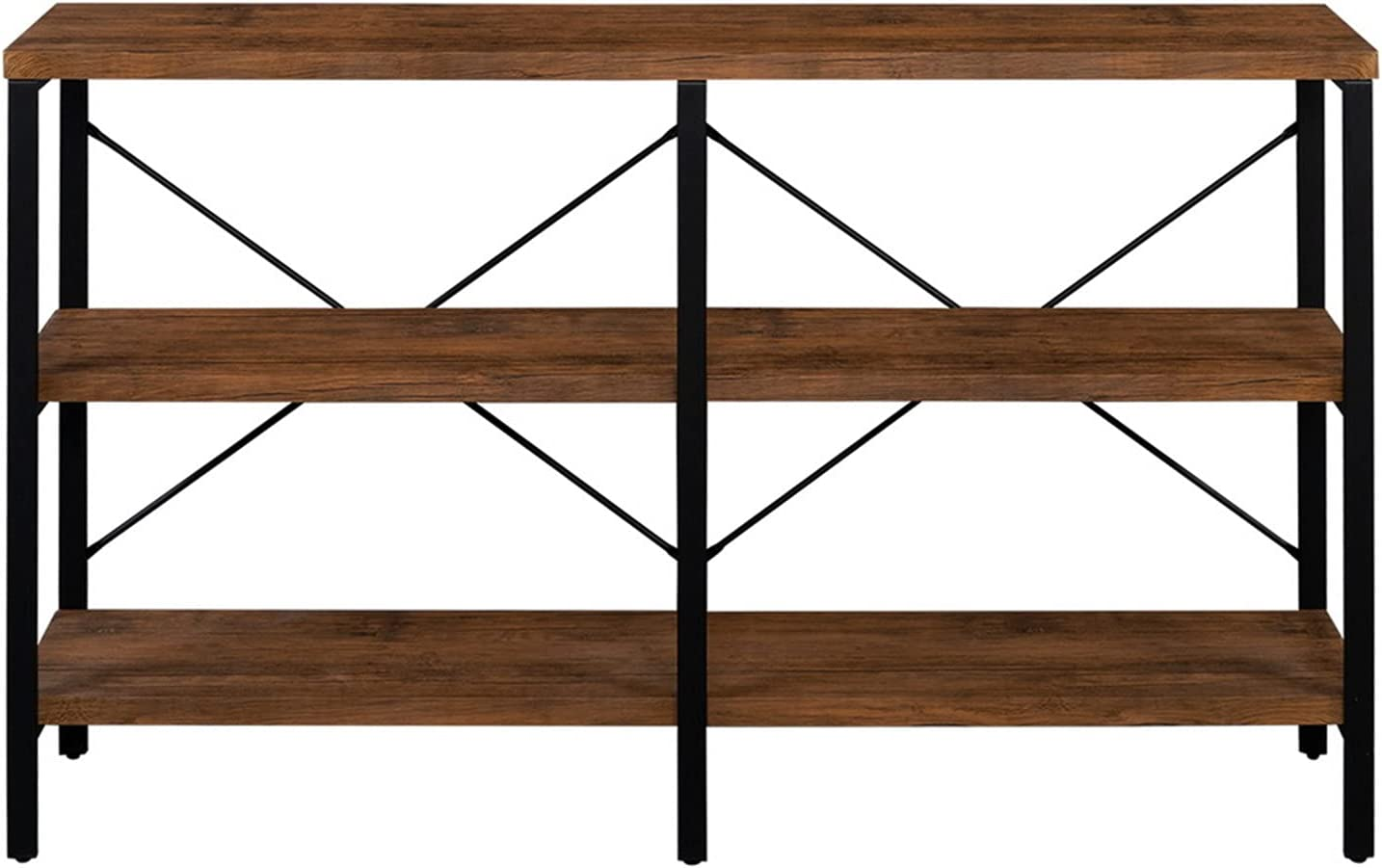 Bysesion GT1-JL 3-Tier Console Super Max 85% OFF Special SALE held Sofa Tabl Industrial Table Foyer