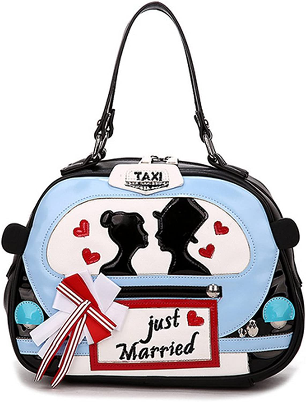 G&T New Creative Travel Crafts Women's Handbags Leisure And Fashion Portable Messenger Bag