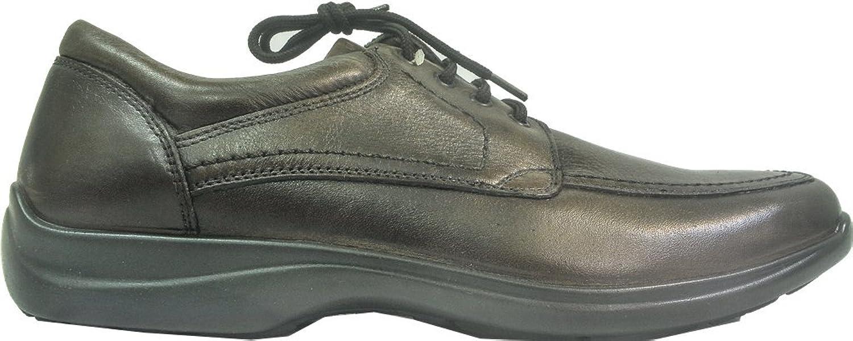 Imac' Trevor Mudguard Panel Tie Fashion Casual Lace Up shoes