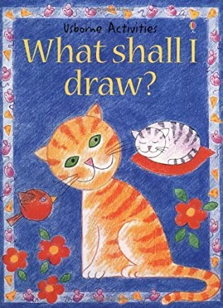 What Shall I Draw (What Shall I Do Today Series) by Ray Gisson Amanda Barlow(1995-01)