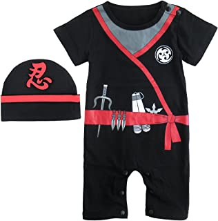 Baby Boys' Halloween Costume with Hat