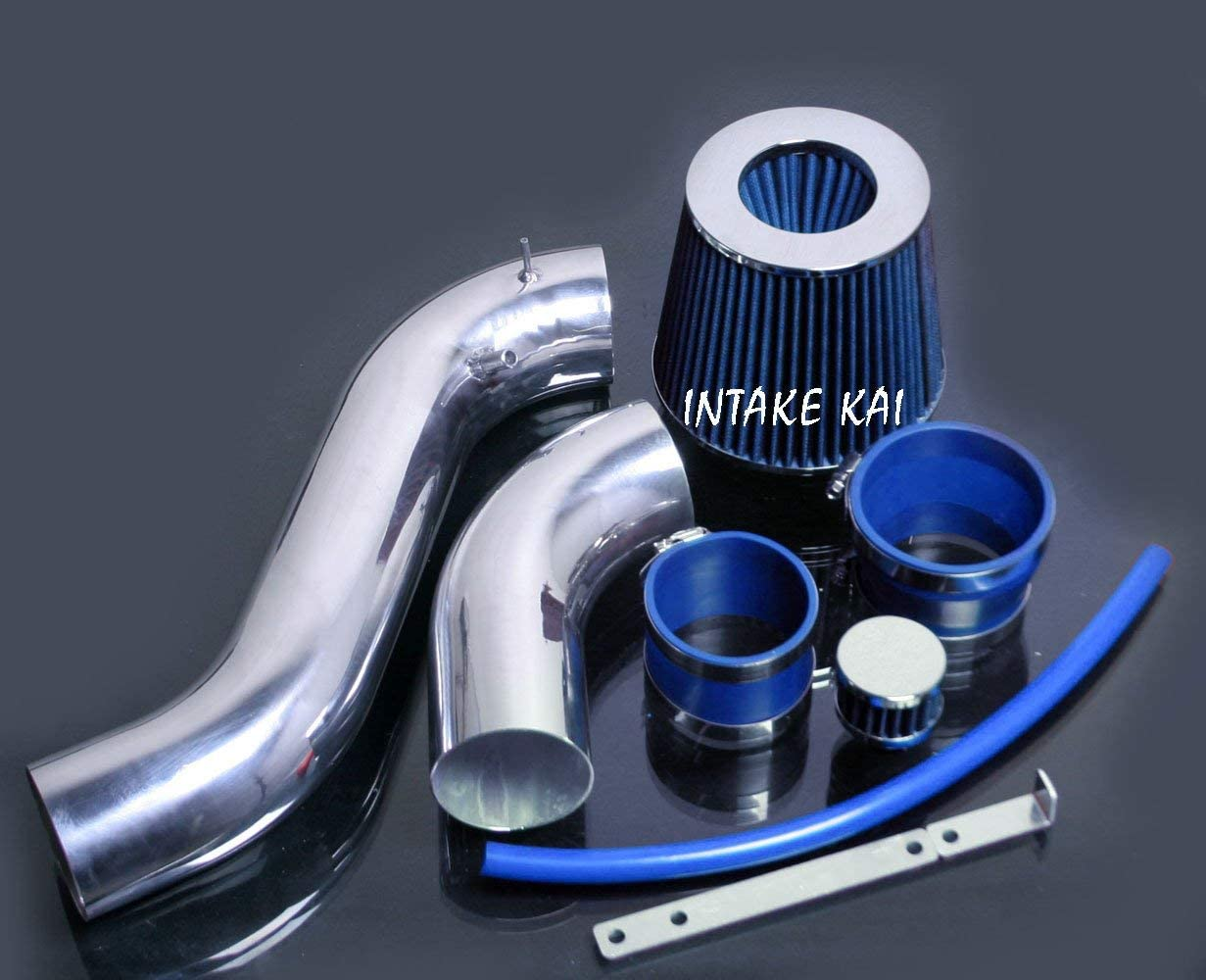 Performance Air Intake Kit + Ranking TOP11 Chevrolet Max 64% OFF Filter Fit 2002-2005 For