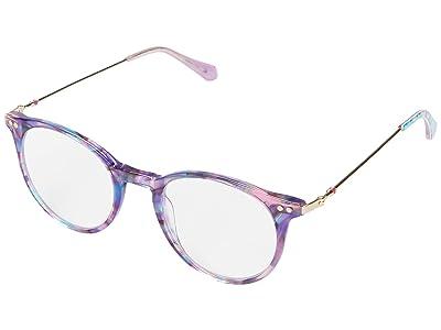 Lilly Pulitzer Coast (Mermaid Tortoise) Reading Glasses Sunglasses