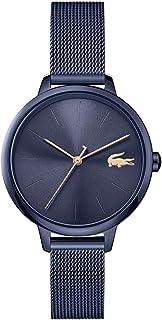 Lacoste Women's Blue Dial Ionic Plated Blue Steel Watch - 2001129