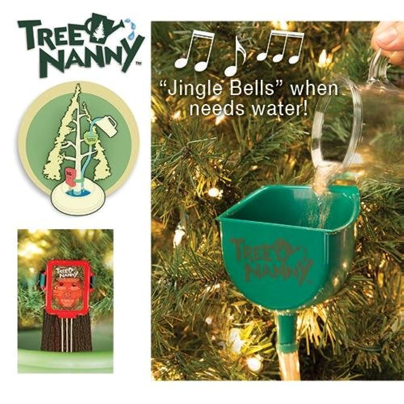 Tree Nanny - Christmas Tree Watering Device