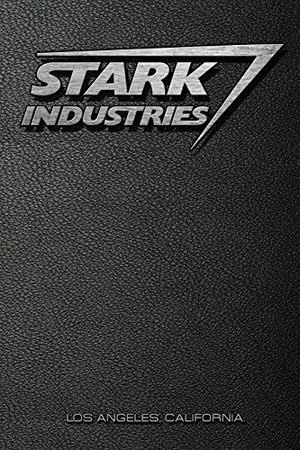 Stark Industries: Iron Man / Marvel Notebook