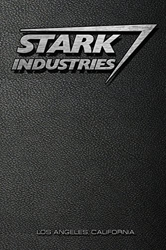 Stark Industries: Iron Man / Marvel Notebook