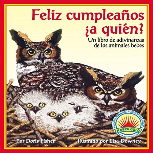 Feliz cumpleaños ¿a quién? [Happy Birthday to Whom?] copertina