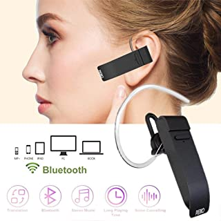 NIUJF Intelligent Wireless Voice Translation Headset Instant Real Time Portable Bluetooth 25+ Languages Translator Earbuds for Business Learning Travel Driving Run Indoor Outdoor