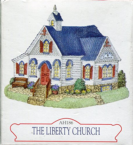 Liberty Falls The Liberty Church AH186 from The Americana Collection