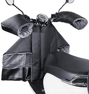 prom note Beinschutz Roller Winter Handschuhe, Regenschutz Motorroller, Nässeschutz Wetterschutz Wasserdicht Winddicht Beinschutzdecke Beinabdeckung Universal Für Rollerfahrer Motorfahrer Warm Halten