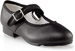 black mary jane tap shoes
