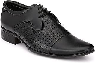 Levanse Black Executive Formal Shoes Shoes for Men/Boys