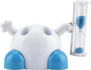 Pack de 3 Bigjigs Toys En Bois Animal Brosse À Dent minuteries Dents Nettoyage temps