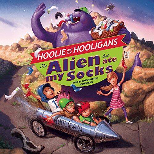 The Alien That Ate My Socks cover art