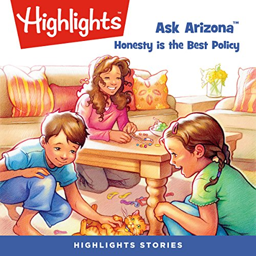 Ask Arizona: Honesty is the Best Policy copertina