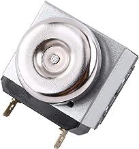 Minuterie de four électronique de 60 minutes, four à micro-ondes électronique compact en métal, interrupteur de minuterie ...