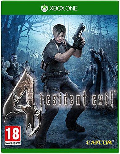 Resident Evil 4 Remastered Box UK - Game Multi : Xbox One , ML ...