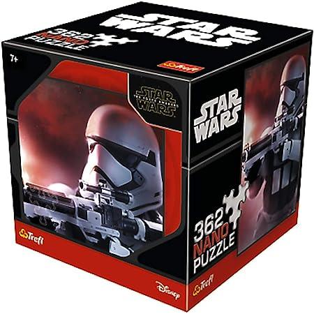 Trefl - 11202 - Nano Puzzle - Star Wars Episode VII - Stormtrooper - 360 Pièces