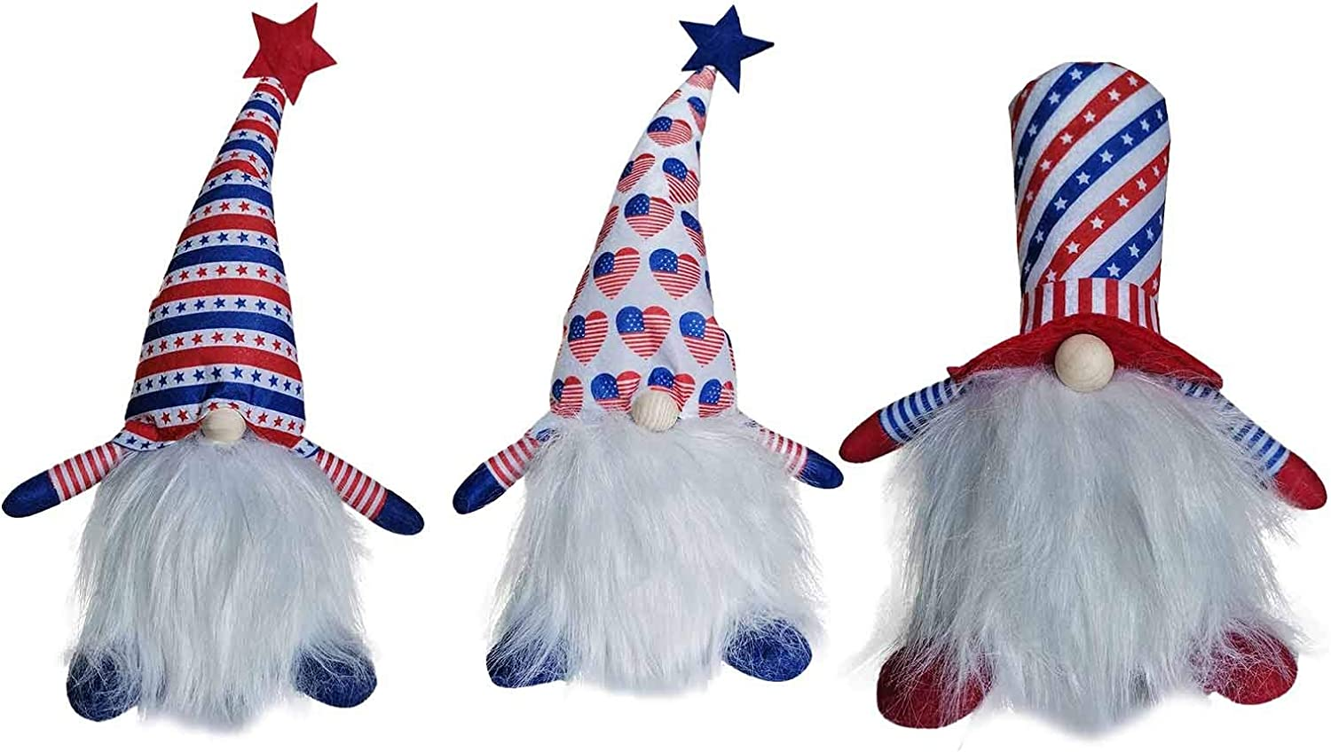 4th of July sold out Independence Be super welcome Day Scandinavian Decor Gnome Patriotic