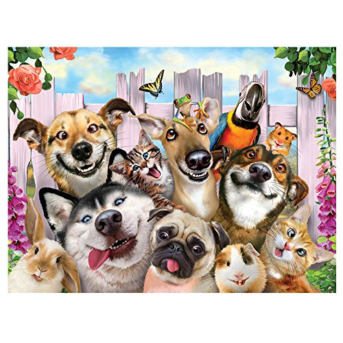Howard Robinson HR28554 Selfie Pets Super 3D Children's Wall Poster