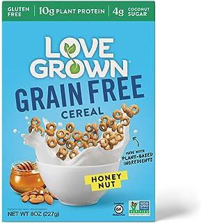 Sponsored Ad - Love Grown Grain Free Honey Nut Cereal, 8 Ounce