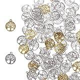 Immagine 2 anpro 120 pezzi pendenti ciondoli
