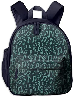 Pinta Notes Cub Cool School Book Bag Backpacks for Girl's Boy's