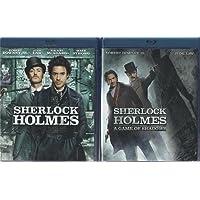 Sherlock Holmes: A Game of Shadows + Sherlock Holmes 4K UHD