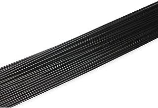 Welding Rod, HDPE, 3/16 in, Black