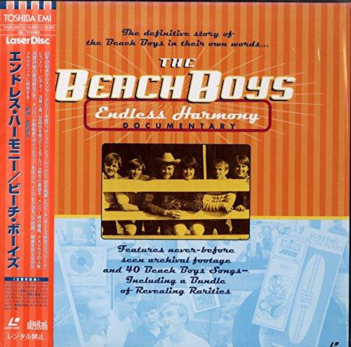 THE BEACH BOYS Endless Harmony ビーチ・ボーイズ エンドレス・ハーモニー [Laser Disc][ザ・ビーチ・ボーイズ][Laser Disc]