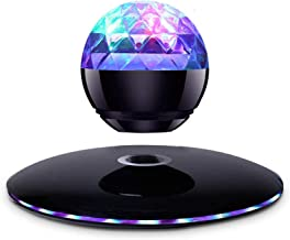 $219 » Z-SEAT Magnetic Levitating Bluetooth Speaker Levitating Floating Speaker Anti-Gravity 360 Degree Rotation Stereo Sound Por...